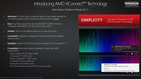 Amd Xconnect Technology Slide