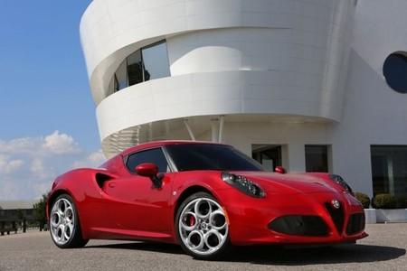 """Alfa Romeo 4C, mejor coche deportivo de importación del año según """"Auto, Motor und Sport"""""""