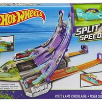En el outlet de Amazon: pista Sierra veloz de Hot Wheels por sólo 21,06 euros