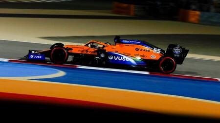 Sainz Sakhir F1 2020