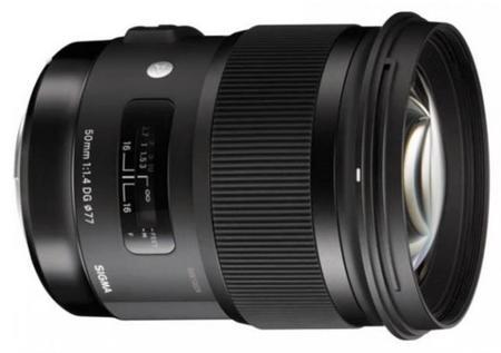 Últimas noticias del esperado Sigma de 50 mm f/1.4: llegará en abril a 949 dólares