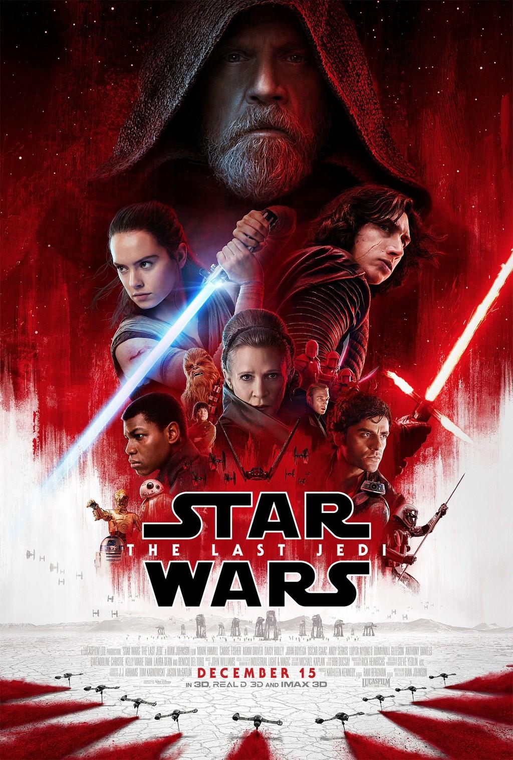 Poster Last Jedi