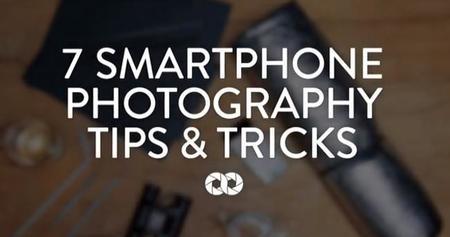 Siete trucos curiosos para hacer fotos diferentes con el móvil