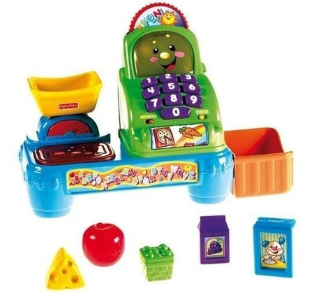Set de compras de Fisher-Price