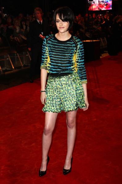 Foto de Kristen Stewart, el estilo de una vampiresa de Crepúsculo: ¿estilo de calle o sobre la alfombra roja? (21/23)