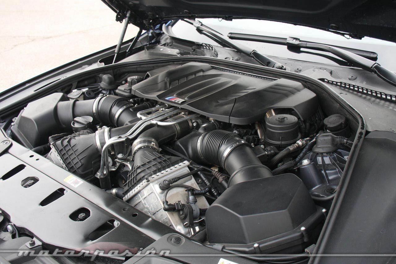 Foto de BMW M5 (Prueba) (35/136)
