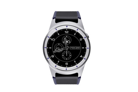 Zte Quartz Smartwatch Android Wear 2 0 3