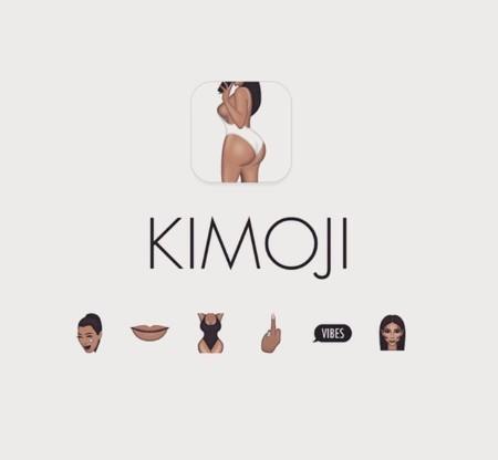 Kimoji, el lenguaje de Kim Kardashian que se convertirá en universal
