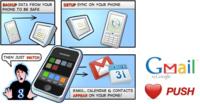 Como configurar Gmail como correo push en el iPhone/iPod touch