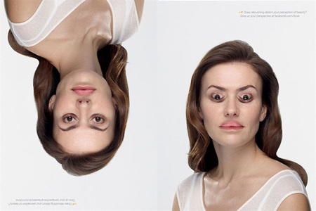 ¿Los retoques distorsionan nuestra percepción de la belleza?