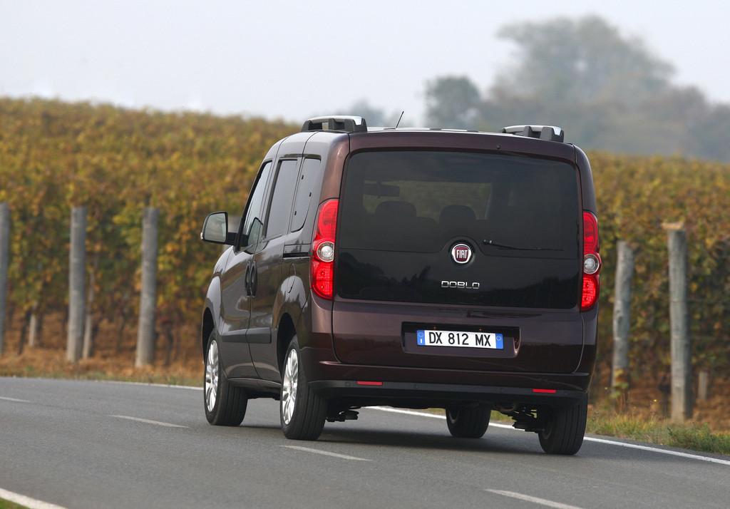 Foto de Fiat Doblò Panorama (20/33)
