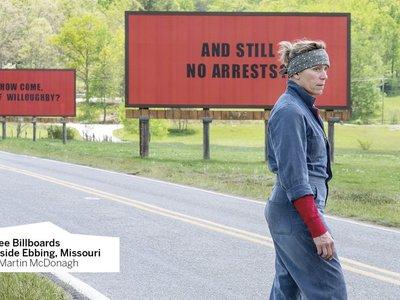 'Tres anuncios en las afueras' triunfa en el Festival de Toronto: siguiente parada el Oscar