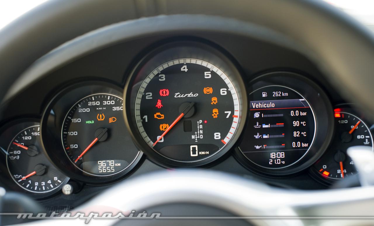 Foto de Porsche 911 Turbo (prueba) (28/33)