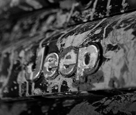 Jeep Mud Mask quizá sea lo más guarro que le puedes hacer a tu Jeep
