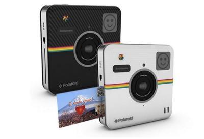 Polaroid quiere que compartas tus fotos con su cámara Socialmatic