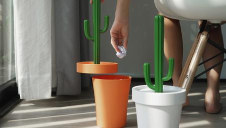 La cosa va de cactus. Gadgets y accesorios para el hogar que sorprenderán a tus visitas