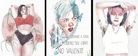 Amalie Torres Ilustradoras Feministas