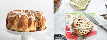 Paseo por la gastronomía de la red: tentadoras recetas de desayuno y merienda para encender el horno (y combatir el frío)
