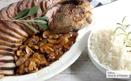 El solomillo del pobre, receta de carne asada en el horno