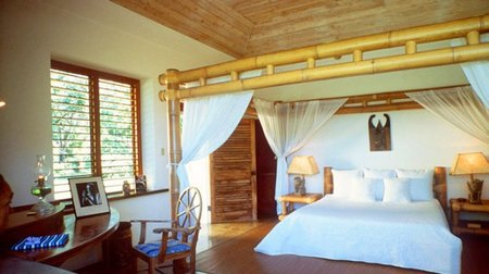 Goldeneye Resort Ian Fleming Villa dormitorio