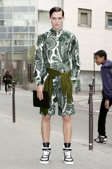 Givenchy pre-Primavera 2013, la colección al completo