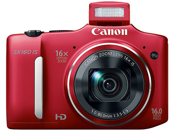 Canon SX160 IS