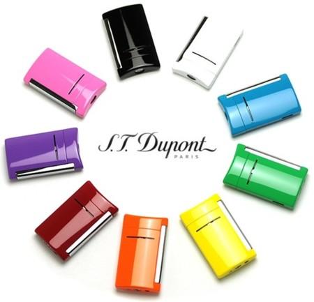 El encendedor juvenil de S.T. Dupont