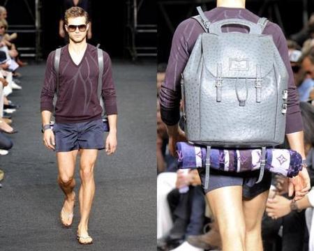 La mochila XL de Louis Vuitton, un lujo a tu espalda