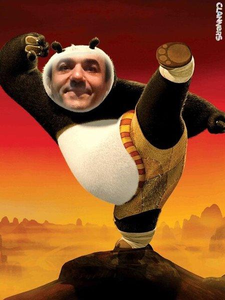 Clantifaz Kung Fu Panda