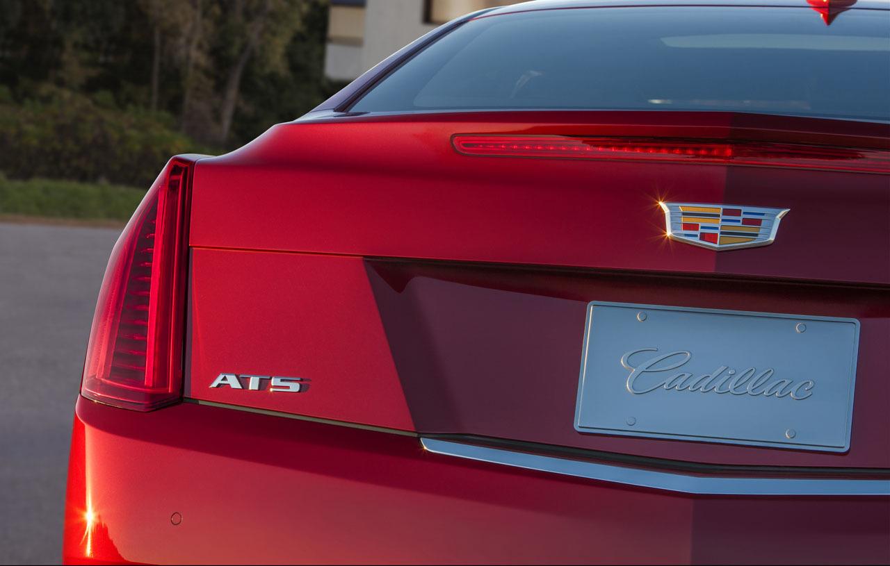 Foto de Cadillac ATS Coupé Europeo (27/33)