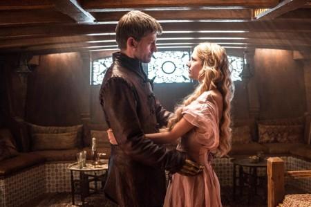 Jaime y Myrcella