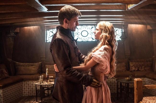 Jaime and Myrcella
