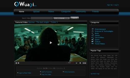 Wuapi, nueva plataforma de contenidos audiovisuales en alta definición