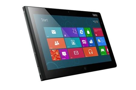 Lenovo ThinkPad Tablet 2, una tablet más con Windows 8