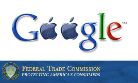 Apple y Google investigada por la comisión federal de comercio de Estados Unidos