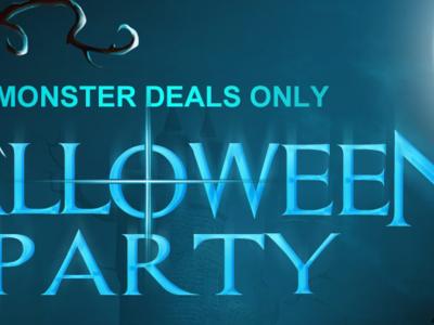 Halloween Party en GearBest este fin de semana: las 16 mejores ofertas