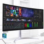 LG renueva su gama de monitores UltraGear y UltraWide para 2021: paneles IPS, hasta 40 pulgadas, 180 Hz y respuesta de 1 ms