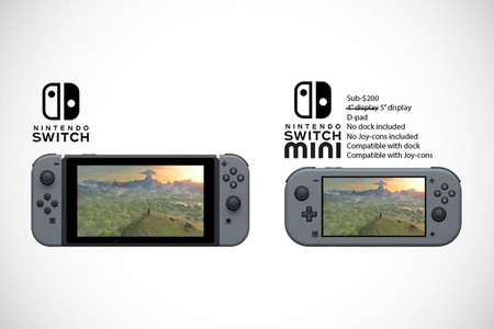 Nintendo Switch Mini 1