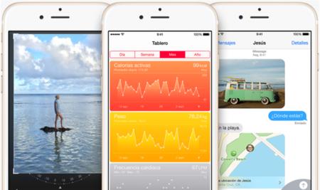iOS 8: las diez novedades que debes conocer