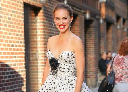 Este es el look de Natalie Portman que vas a querer llevar en tu próximo evento (de etiqueta)