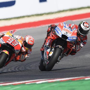 """Jorge Lorenzo: """"No me puedo plantear ganar el título con Honda en 2019"""""""