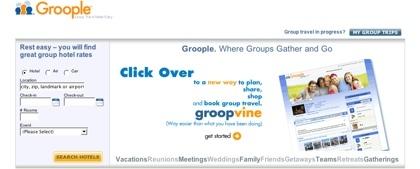 Groople, agencia para la planificación de viajes en grupo
