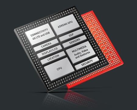 Qualcomm Snapdragon 210, conectividad LTE en teléfonos de 100 dólares