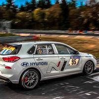 Dos prototipos del Hyundai i30 N participarán en las 24 Horas de Nürburgring