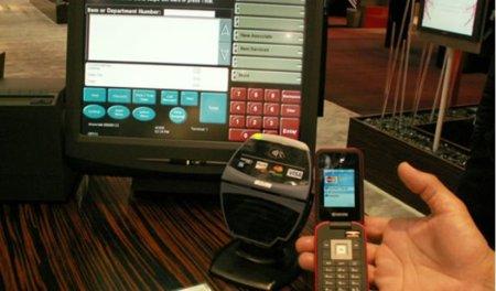 Pagando con NFC