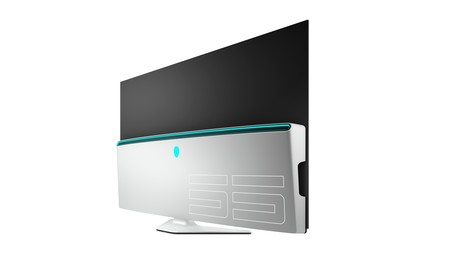 Dell Alienware Monitor Oled 55 Pulgadas 4k 2
