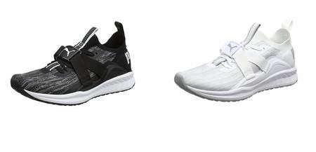 Las zapatillas deportivas Puma Ignite Evoknit Lo 2 pueden ser nuestras desde 29,62 euros en Amazon