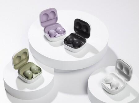 Samsung Galaxy Buds 2 Oficial Disponibilidad Precio Colores