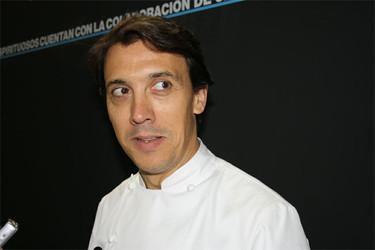 Francis Paniego premio Chef Millesime 2012