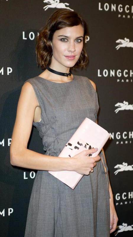 Alexa Chung y Kate Moss inauguran la nueva tienda de Longchamp